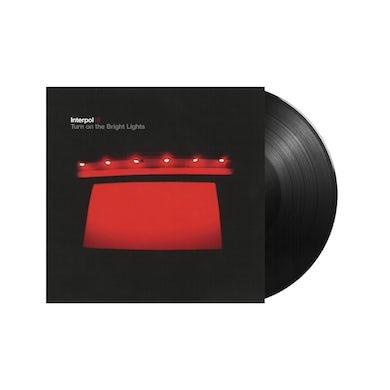 Interpol / Turn On The Bright Lights LP Vinyl