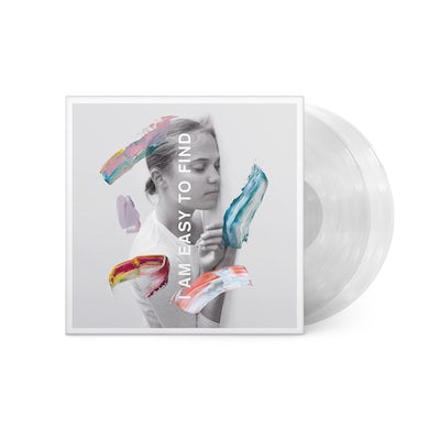 The National / I Am Easy To Find 2xLP Vinyl (Limited Edition Clear Vinyl)