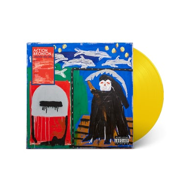 Action Bronson / 'Only For Dolphins' Limited Edition Yellow Vinyl