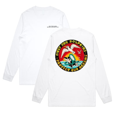 Only For Dolphins' Long Sleeve ***PRE-ORDER***