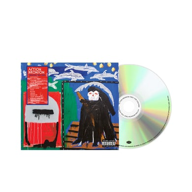 Action Bronson / 'Only For Dolphins' CD