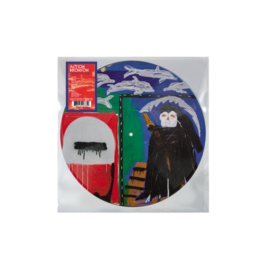 Action Bronson / 'Only For Dolphins' Limited Edition Picture Vinyl
