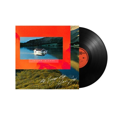 Future Islands / As Long As You Are Black LP (Vinyl)