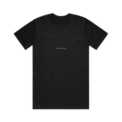 Lastlings / First Contact Des. 1 / Black Tee