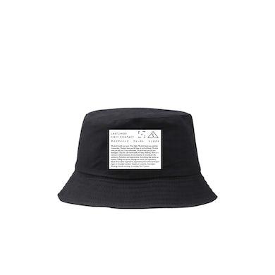 Lastlings / First Contact / Black Bucket Hat