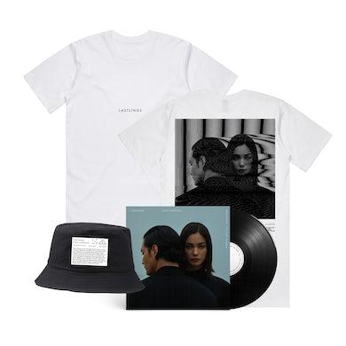 Lastlings / First Contact Tee & Vinyl & Hat Bundle
