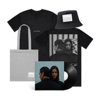 Lastlings / First Contact Tee & Vinyl & Bucket Hat & Tote Bundle