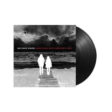 The White Stripes / Under Great White Northern Lights 2xLP Vinyl