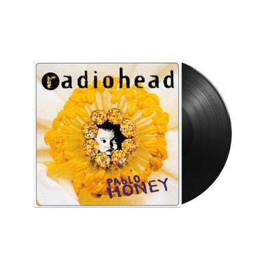 Radiohead / Pablo Honey LP vinyl