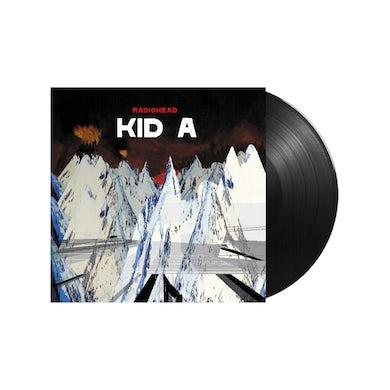 Radiohead / Kid A 2xLP vinyl