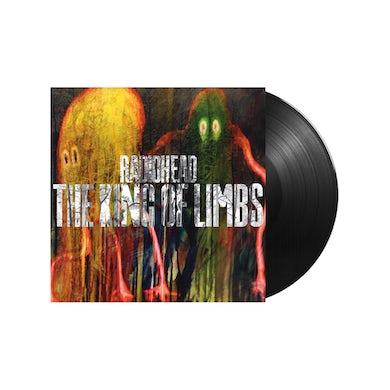 Radiohead / King Of Limbs LP vinyl