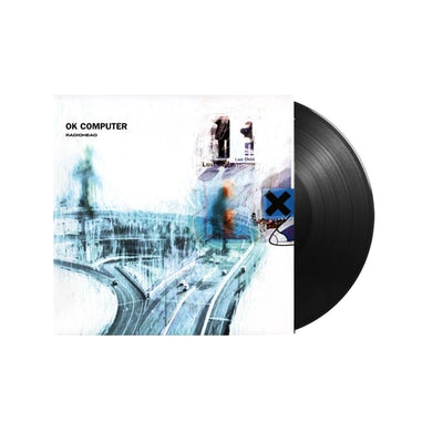 Radiohead / OK Computer LP vinyl