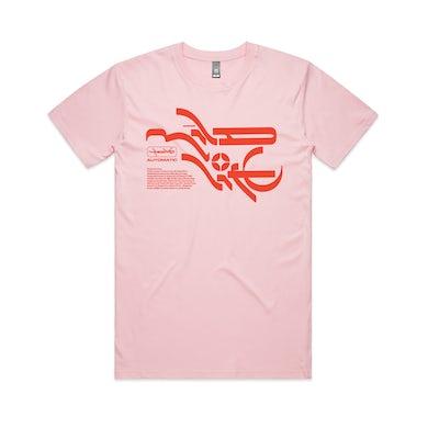 Mineral T-shirt / Pink