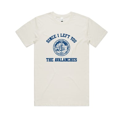 The Avalanches Since I Left You / 20th Anniversary Capsule  / Natural T-shirt