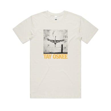 Brolga / Natural T-shirt