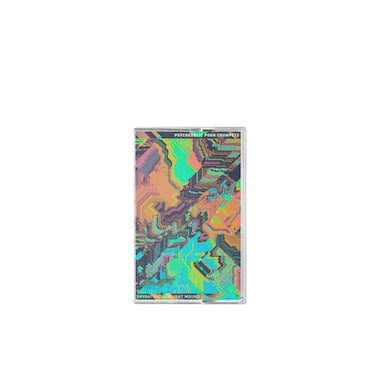 Psychedelic Porn Crumpets Shyga! The Sunlight Mound / Cassette