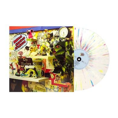 "Manic Candid Episode 12"" White Splatter Vinyl"