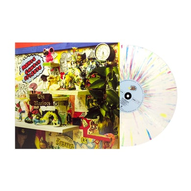 "The Murlocs / Manic Candid Episode 12"" White Splatter Vinyl"