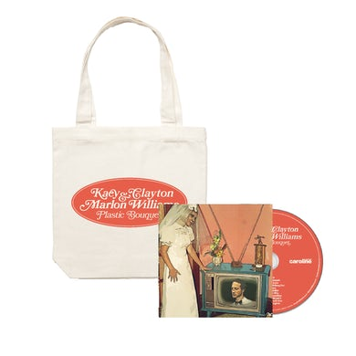 Marlon Williams 'Plastic Bouquet' CD + Tote Bundle