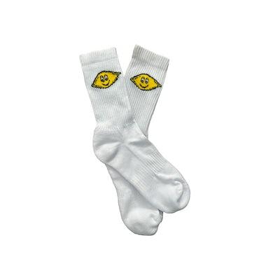 Dope Lemon Lemon Head / White Socks