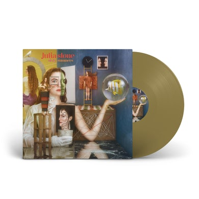 Julia Stone / Sixty Summers Gold Vinyl LP