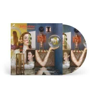 Julia Stone / Sixty Summers Deluxe Picture Vinyl LP