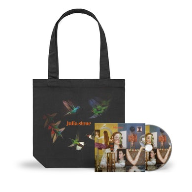 Julia Stone / Sixty Summers CD + Tote
