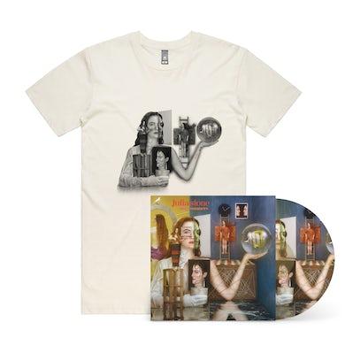 Julia Stone / Sixty Summers Deluxe Picture Vinyl LP + T-Shirt