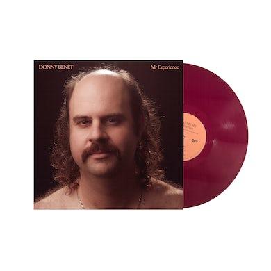 "Donny Benet Mr. Experience  / Grape coloured 12"" Vinyl"