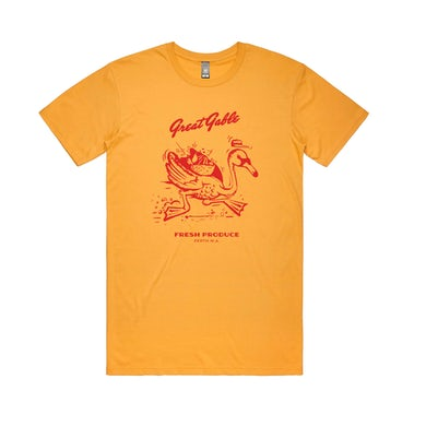 Great Gable Swan / Gold T-shirt