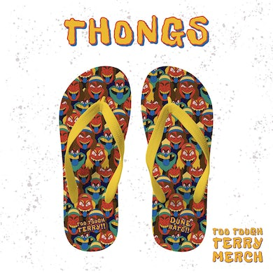 Too Tough Terry / Thongs