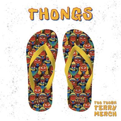 Dune Rats Too Tough Terry / Thongs