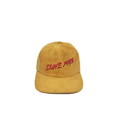 Dune Rats Sexy Beach / Yellow Corduroy Cap