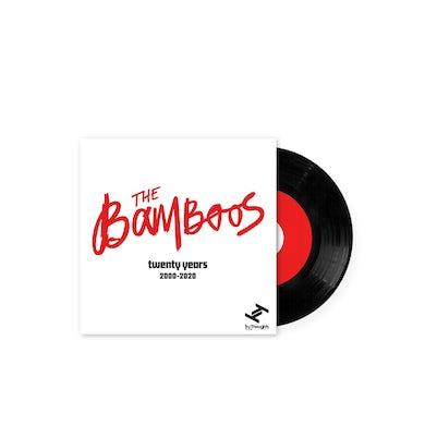 "The Bamboos Twenty Years 2000 - 2020 / 7"" vinyl"