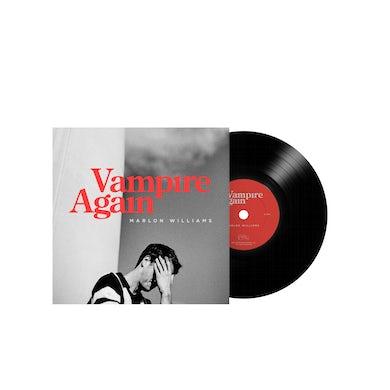"Marlon Williams / Vampire Again 7"" Vinyl"