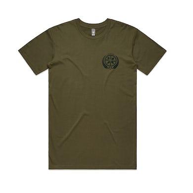 Xavier Rudd United Nations / Army T-Shirt