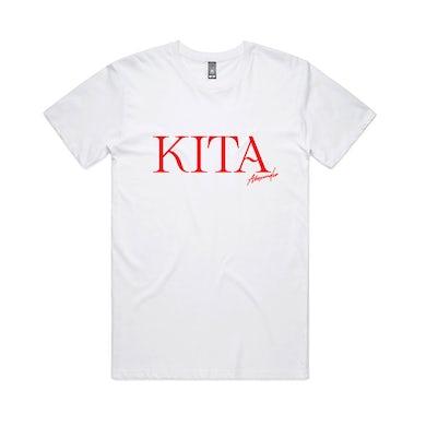 Kita Alexander Kita / White T-Shirt