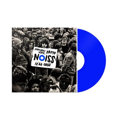 'O' / LP Vinyl (Blue Vinyl)
