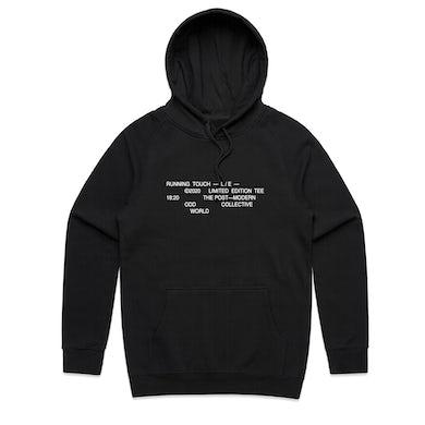Running Touch Lan / Black Hood