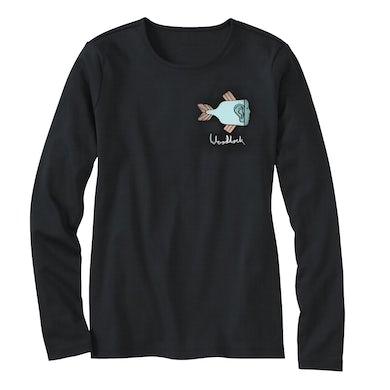 Fishy / Black LongSleeve