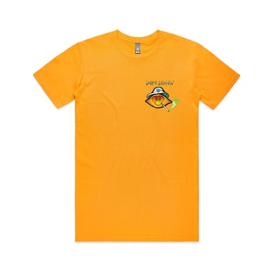 Dope Lemon Fear and Loathing / Gold T-Shirt