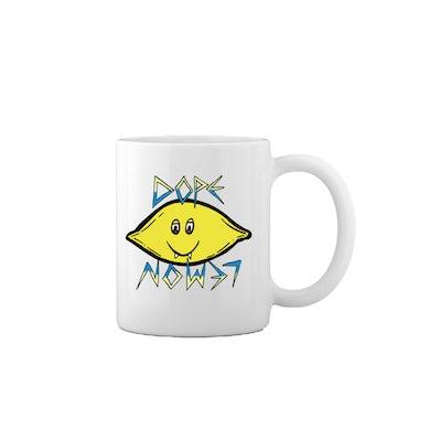 Dope Lemon / White Mug
