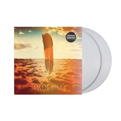 "Xavier Rudd 'Spirit Bird' 12"" Limited Edition Clear Vinyl x2"