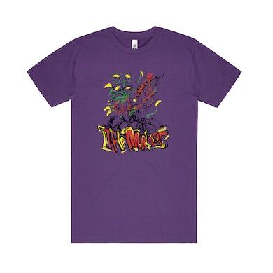 The Murlocs Flower / Purple T-shirt