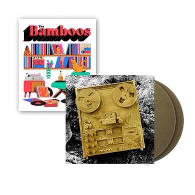 "Hard Up / 2LP 12"" (Limited Edition Gold Vinyl) with poster ***PRE-ORDER***"