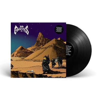 """Dr. Colossus / 'I'm A Stupid Moron With An Ugly Face and a Big Butt and My Butt Smells and I Like to Kiss My Own Butt' Black 12"""" Vinyl"""