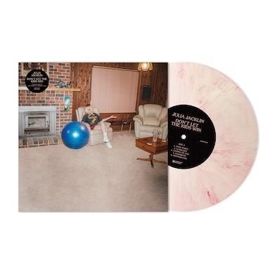 "Julia Jacklin / 'Don't Let The Kids Win' Marble Pink 12"" Vinyl"