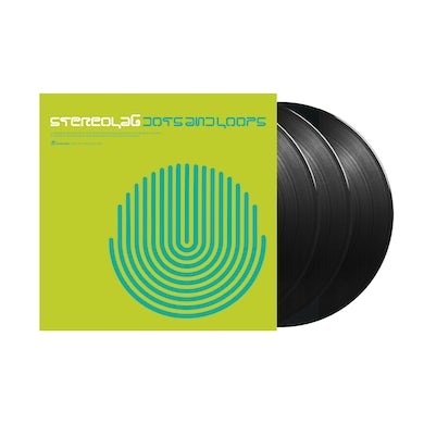Stereolab / Dots And Loops (Expanded Vinyl Reissue) 3xLP vinyl