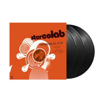 Margerine Eclipse (Expanded Vinyl Reissue) 3xLP vinyl