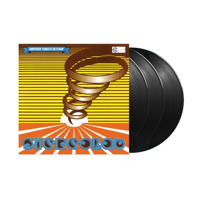 Stereolab / Emperor Tomato Ketchup (Expanded Edition) 3xLP vinyl